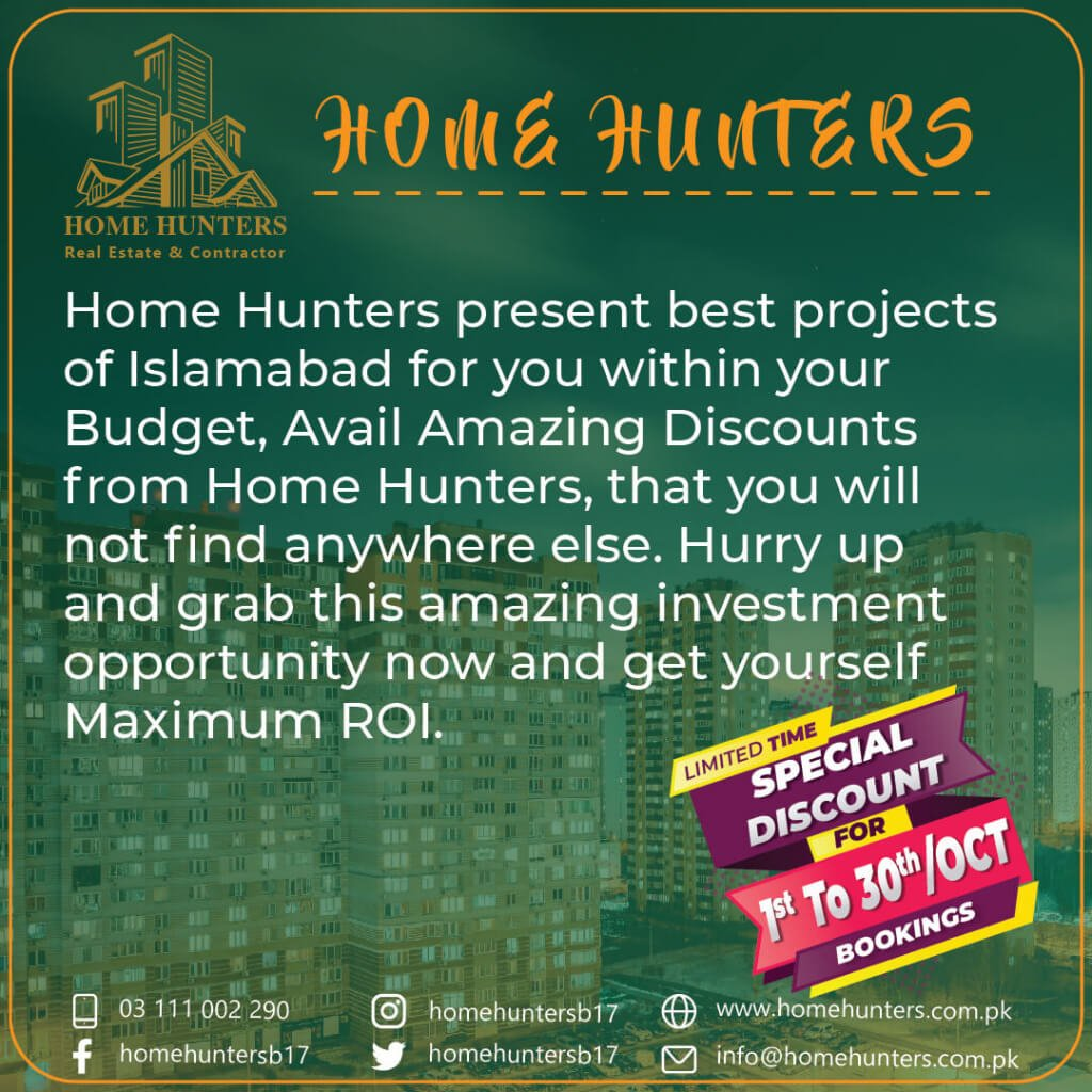 best real estate in Islamabad